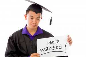 Harsh reality after graduating University