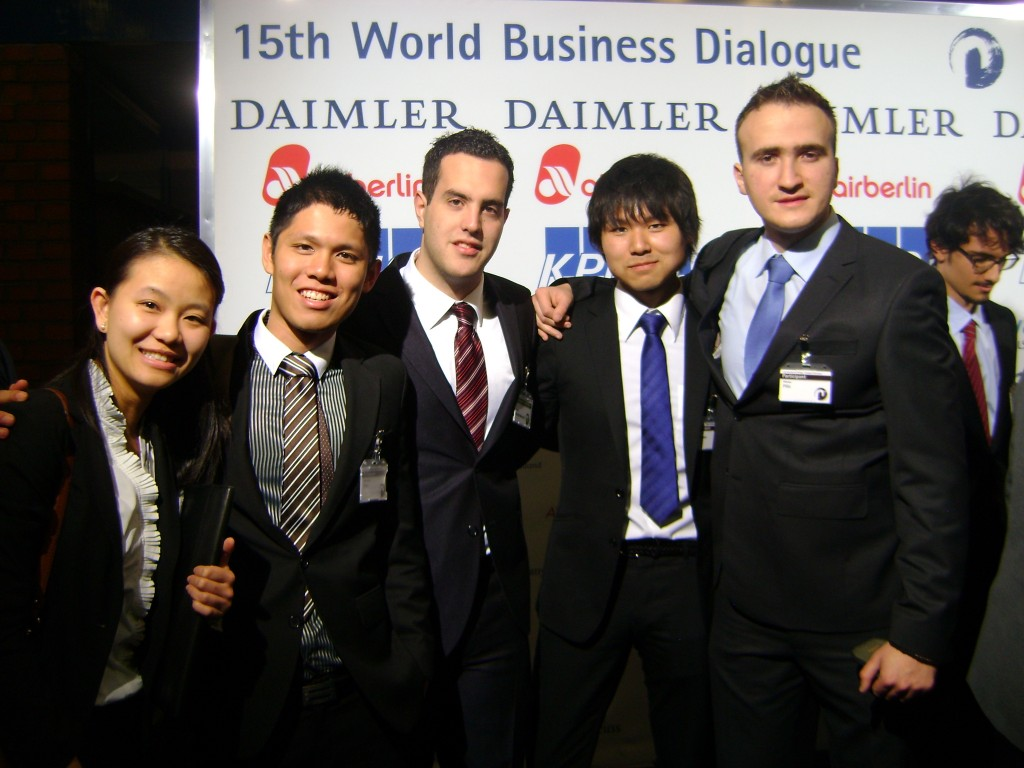 World Business Dialogue in Germany